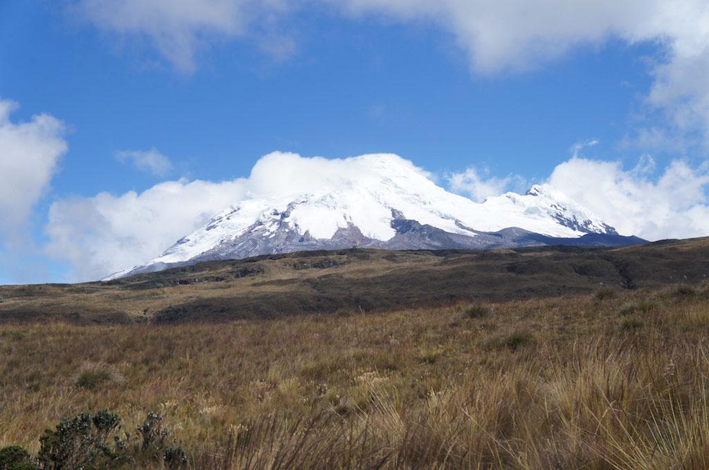 Trek du Condor en Equateur: Antisana