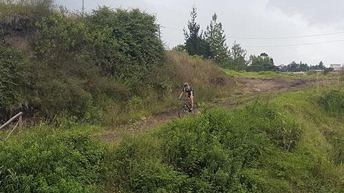 voyage vélo en Equateur