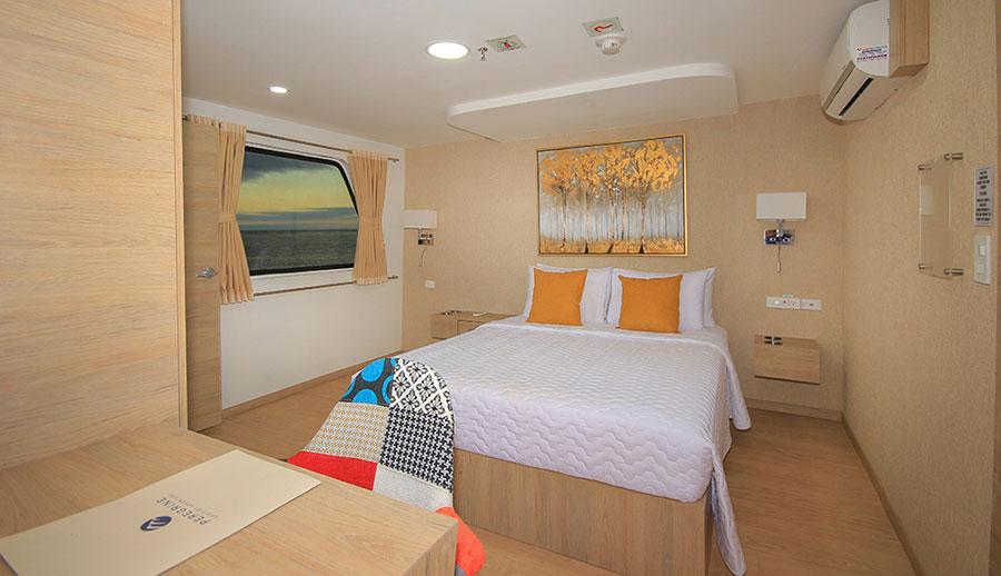 Croisière Galapagos Grand Queen Beatriz, cabine standard