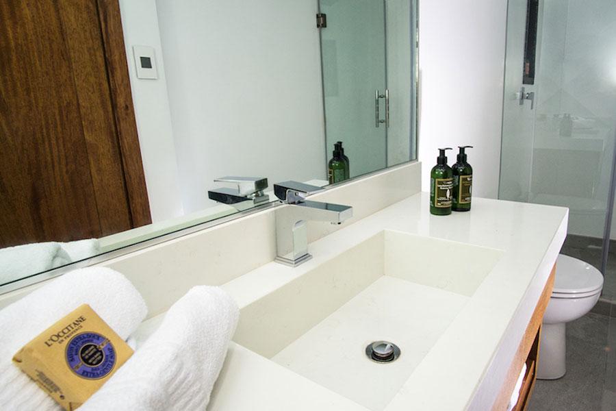 Croisière Infinity Galapagos, salle de bain