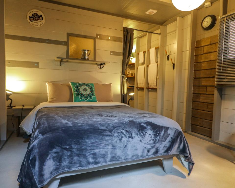 Lodge Bicok, Mindo, chambre double