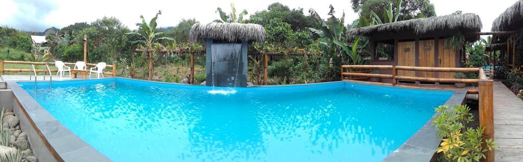 Lodge Bicok, Mindo, piscine