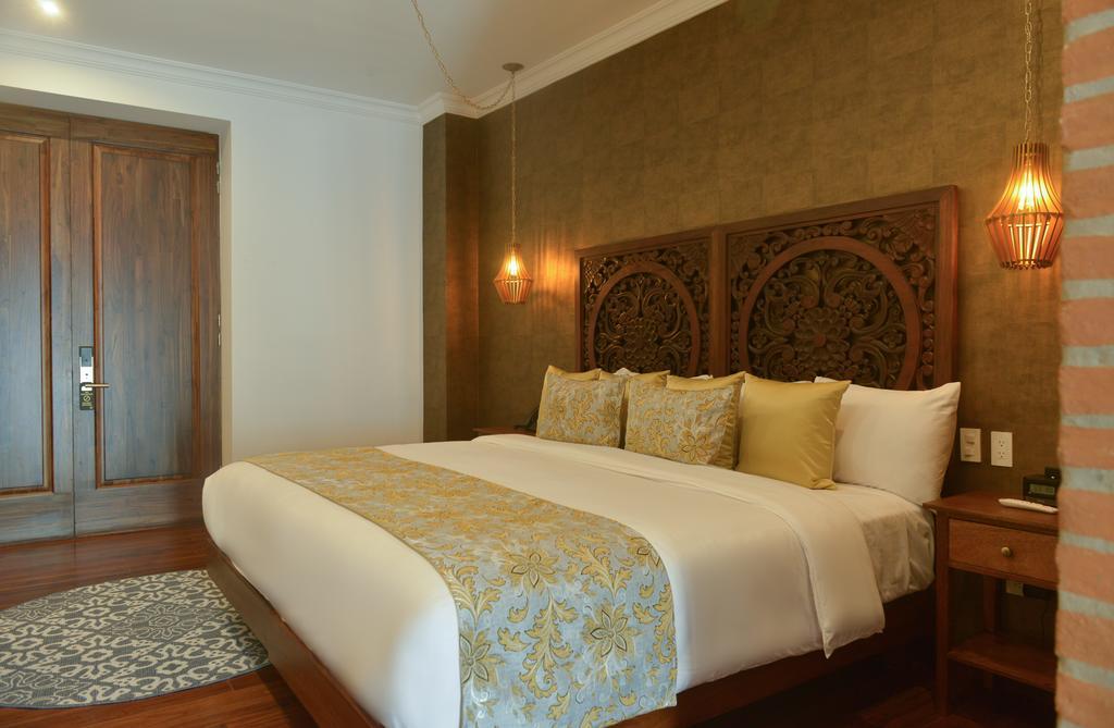 Chambre Deluxe de l'hôtel Otavalo