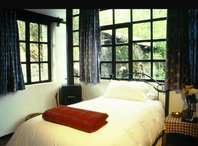 Chambre individuelle de l'Hacienda Hato Verde