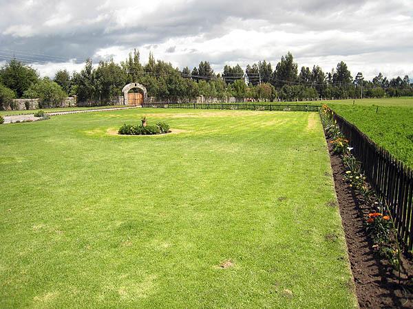Jardin de l'Hacienda Hato Verde