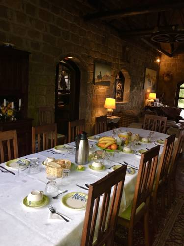 Restaurant de l'Hacienda Hato Verde