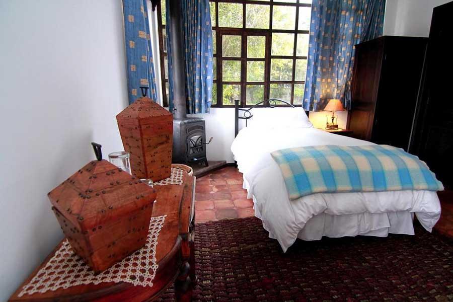 Chambre individuelle l'Hacienda Hato Verde