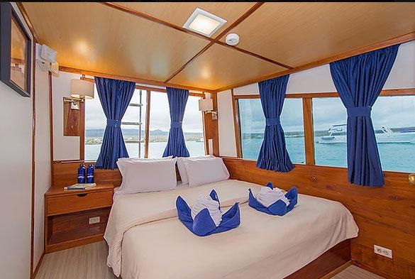 Croisière Galapagos Beluga, cabine #7