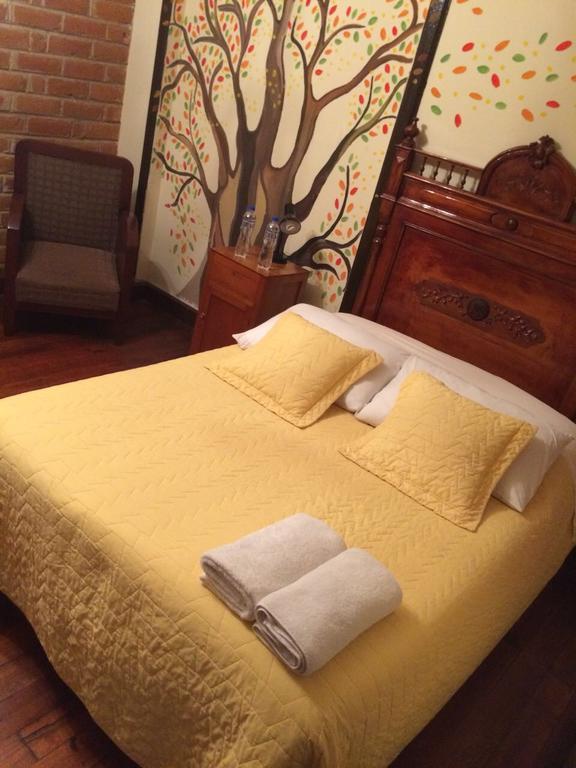 Hôtel Boutique Portal de Cantuña à Quito, Equateur, chambre standard lit double