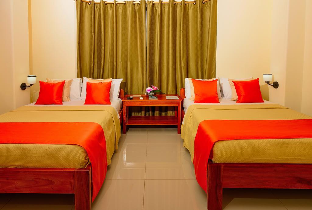 Hôtel Descanso del Guía aux Galapagos île Santa Cruz, Chambre standard lits doubles