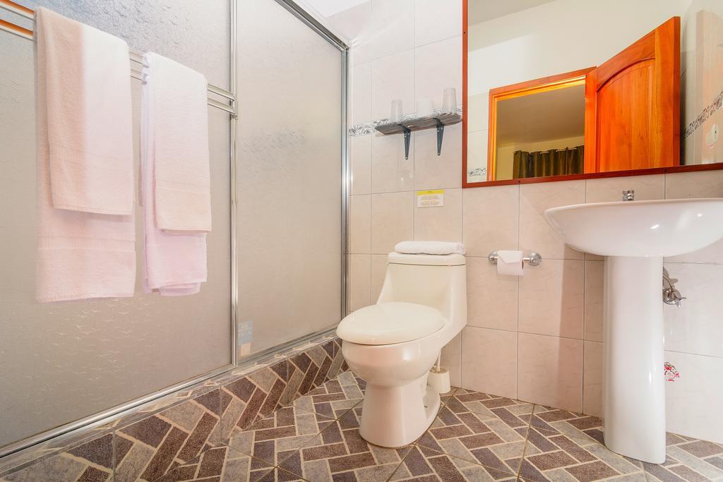 Hôtel Descanso del Guía Galapagos Santa Cruz, Salle de bain