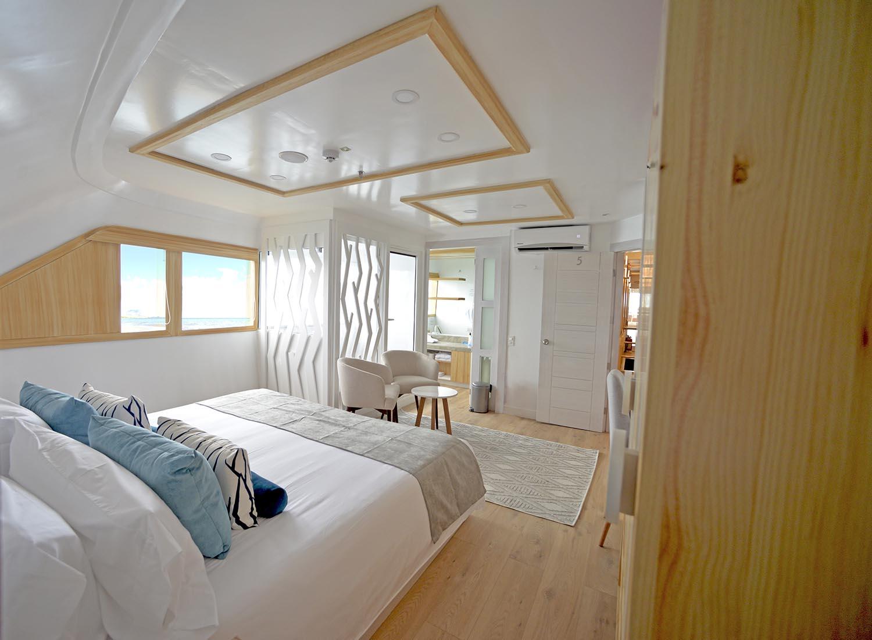 Croisière Sea Star Galapagos, cabine double