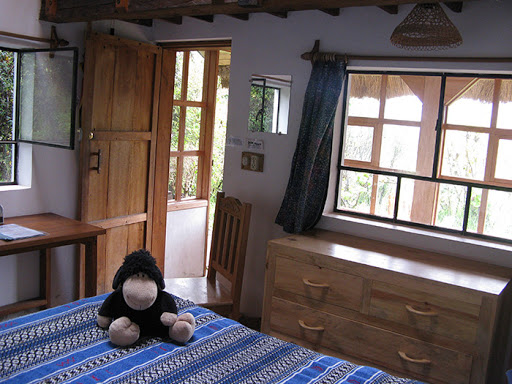 Hôtel Lodge Black Sheep Inn, Chugchilan, Equateur, chambre deluxe privée