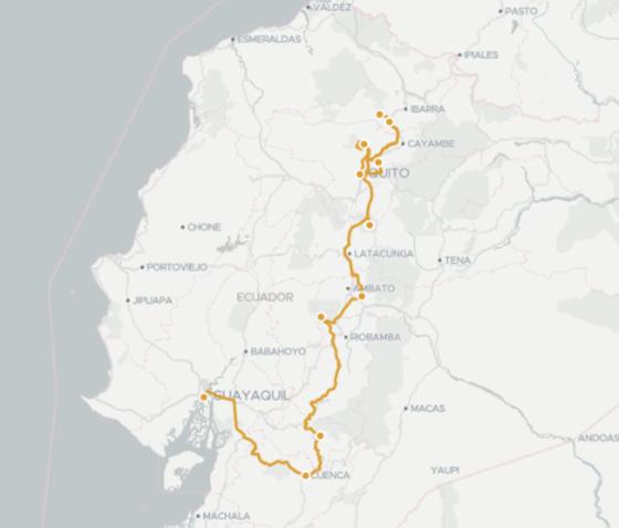 Voyage Vulcanologie Equateur avec ITK Voyage 2021