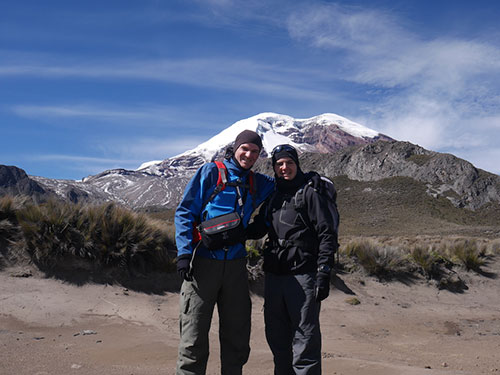 Chimborazo, séjour volcans en Équateur
