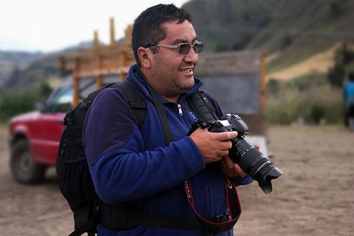 Guide en Équateur: Fernando