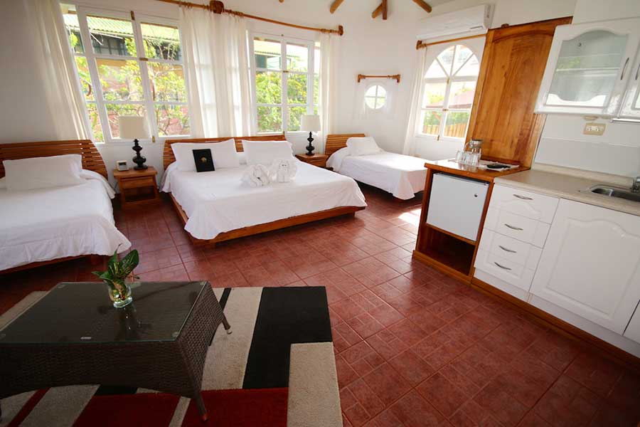 Hôtel Angermeyer Waterfront aux Galapagos: standard plus