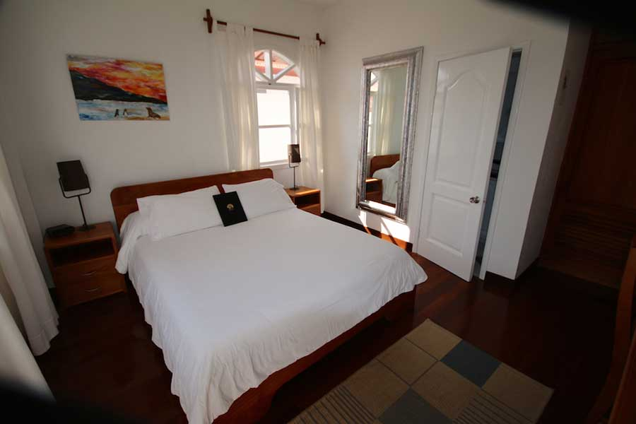 Hôtel Angermeyer Waterfront aux Galapagos: chambre standard