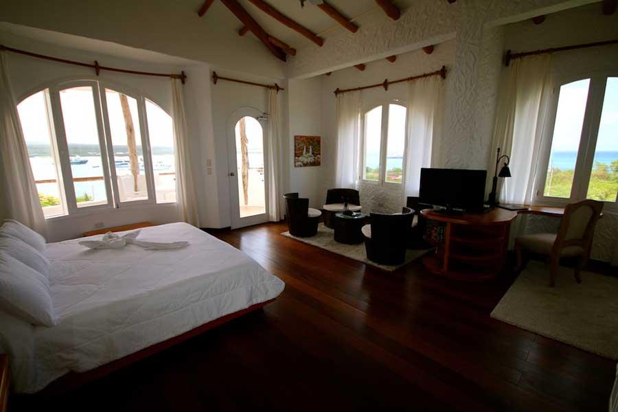 Hôtel Angermeyer Waterfront aux Galapagos: suite