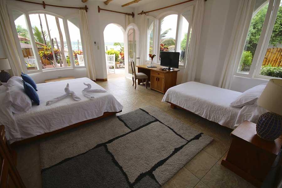 Hôtel Angermeyer Waterfront aux Galapagos: supérieure
