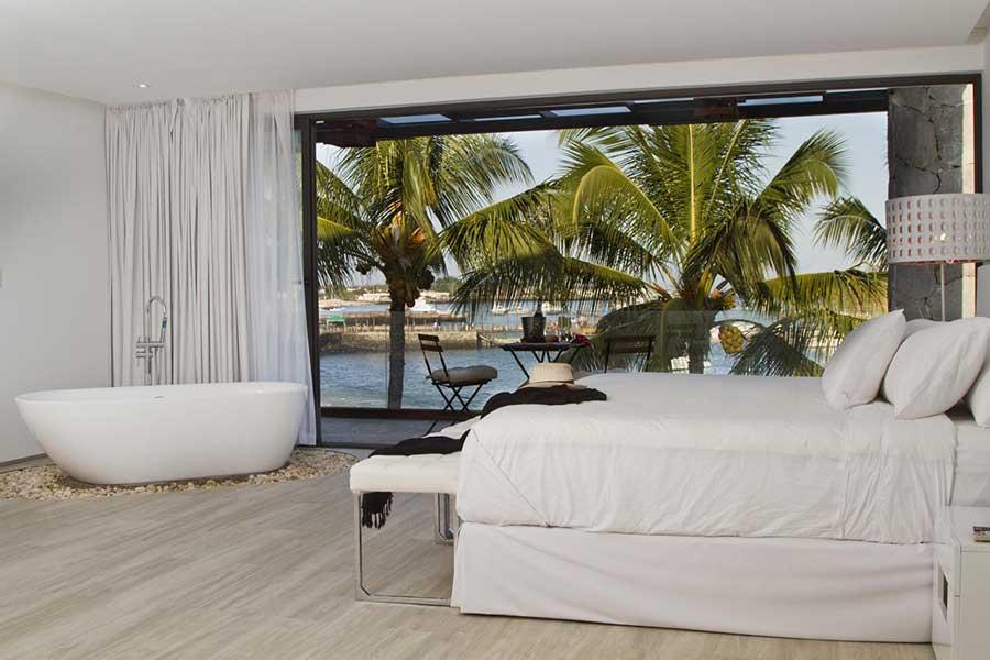 Hôtel Golden Bay aux Galapagos: suite
