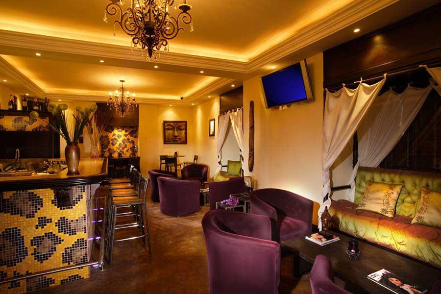 Hôtel Santa Lucia, Cuenca, bar