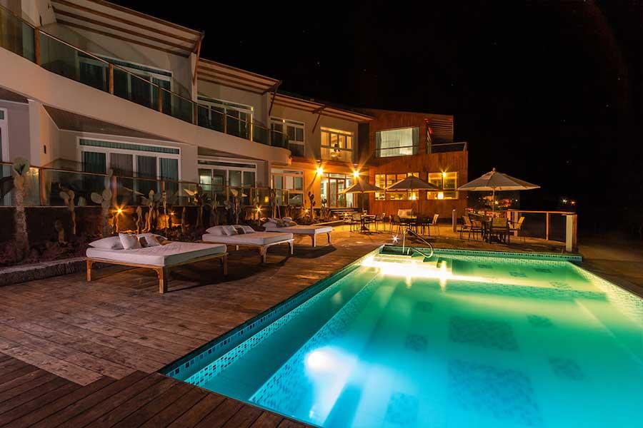 hôtel Iguana Crossing, galapagos