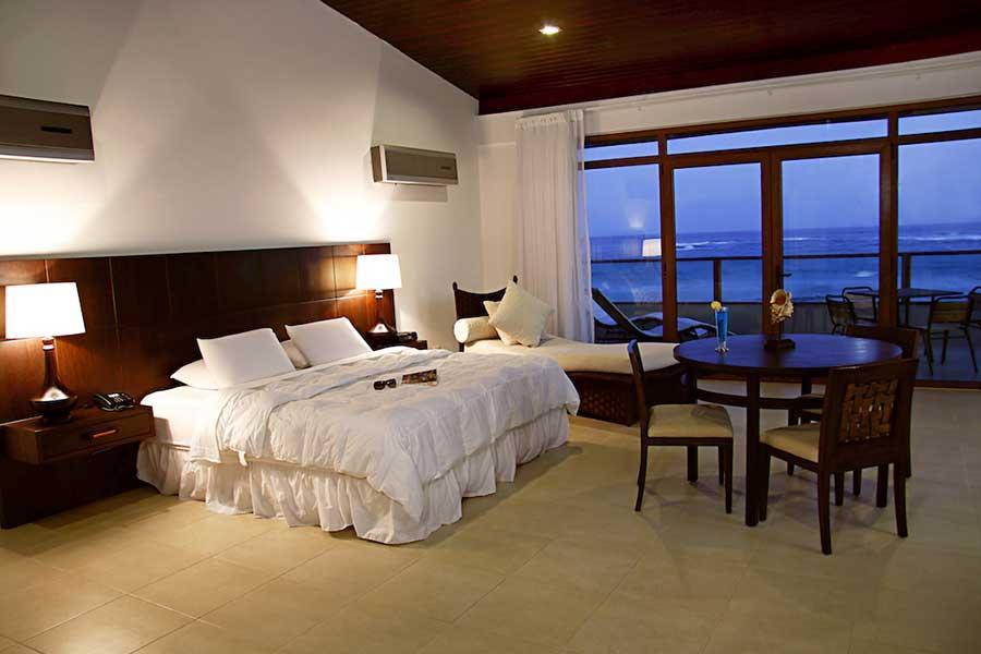 Hôtel Iguana Crossing aux Galapagos: suite