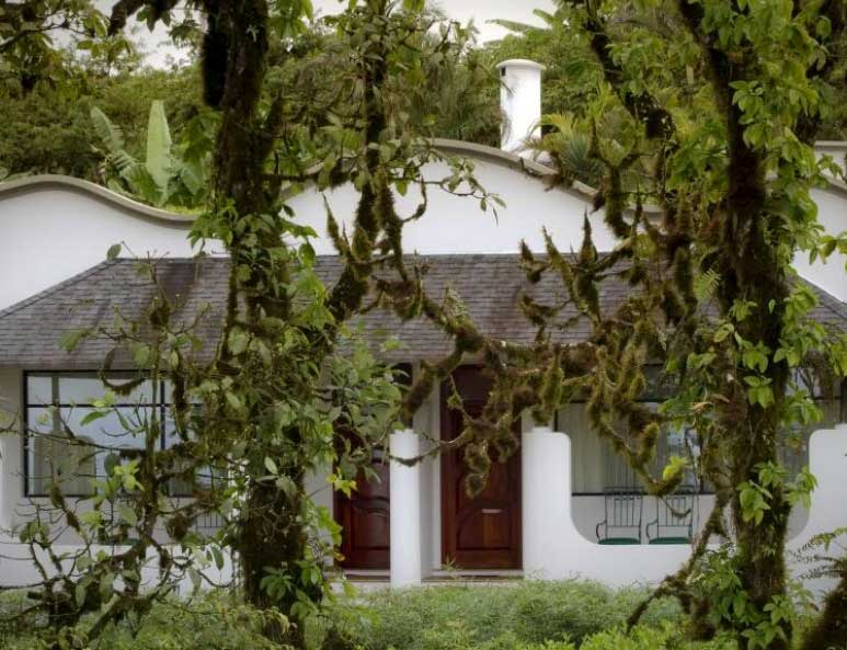 Royal Palm lodge aux Galapagos: casita