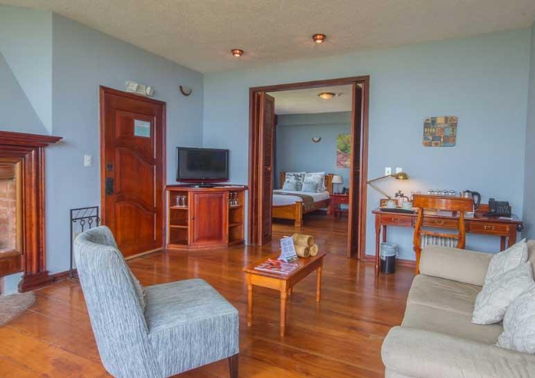 Royal Palm lodge aux Galapagos: Super villa