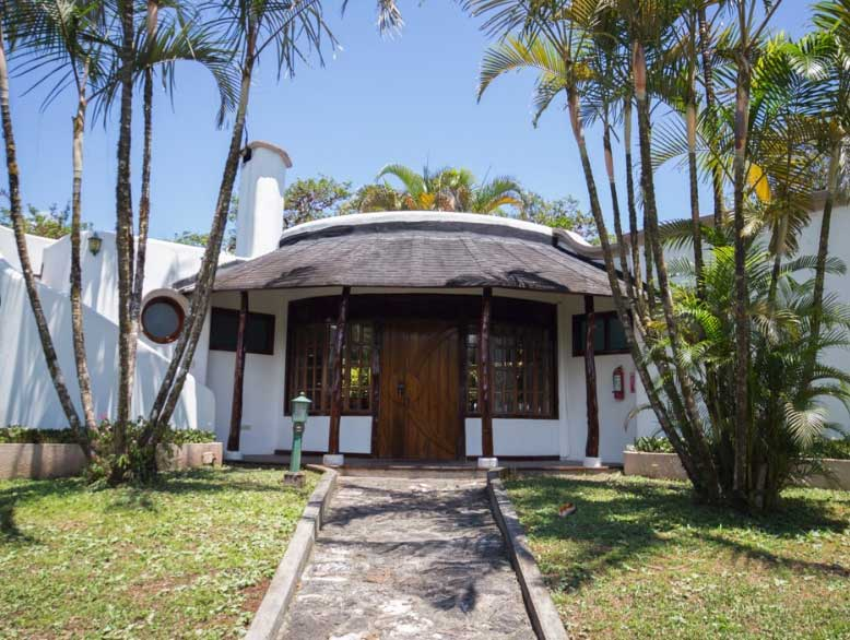 Royal Palm lodge aux Galapagos: villa Prince of Wales