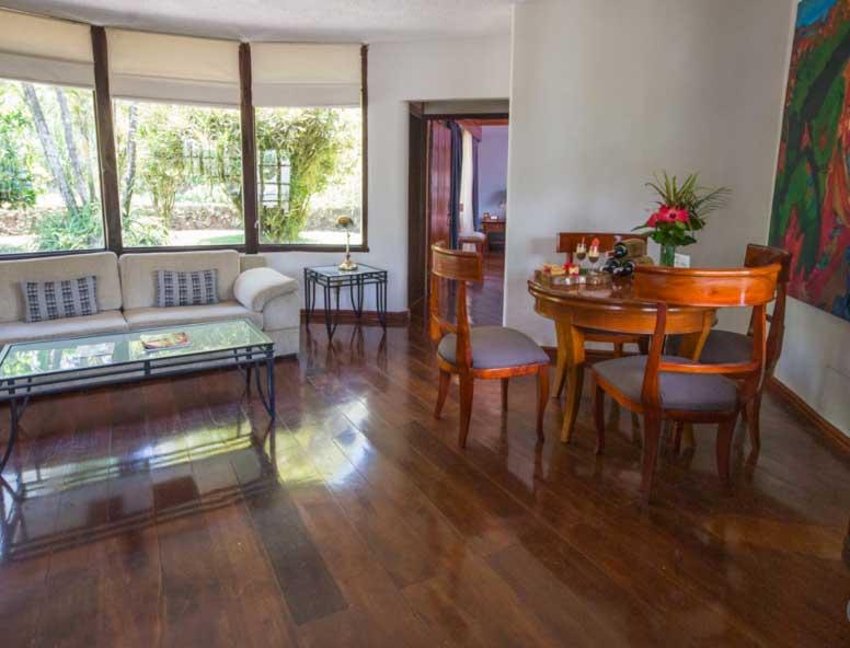 Royal Palm lodge aux Galapagos: villa Prince of Wales