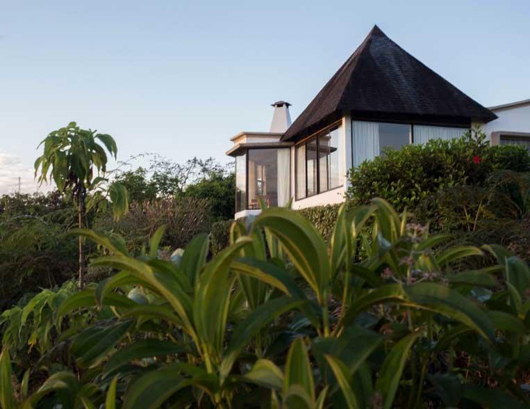 Royal Palm lodge aux Galapagos: villa