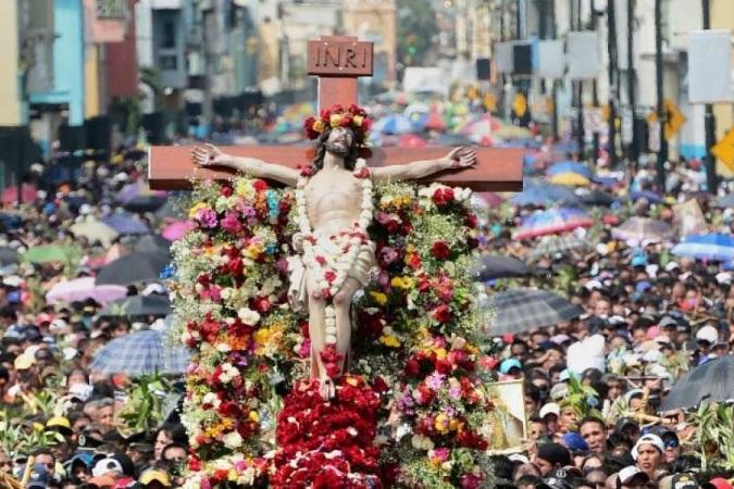 La célébration de la semaine sainte (Semana Santa) en Équateur (crédit photo: Go Raymi)