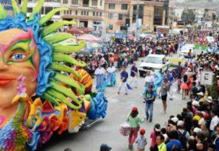 Le Carnaval de Guaranda en Ëquateur, un sublime évènement international! - Crédit photo: El Telegrafo
