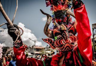Festival Diablada de Pillaro, province de Tungurahua (Équateur) - crédits photo GoEcuador