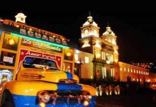 Les fêtes de Quito, Équateur (crédit photo: Trafficamerican)