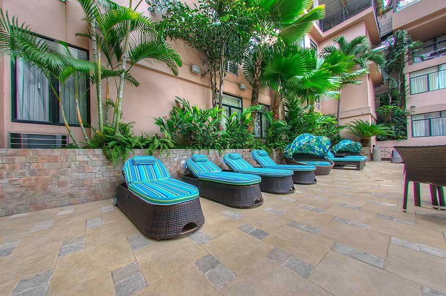 Grand Hotel Guayaquil, détente