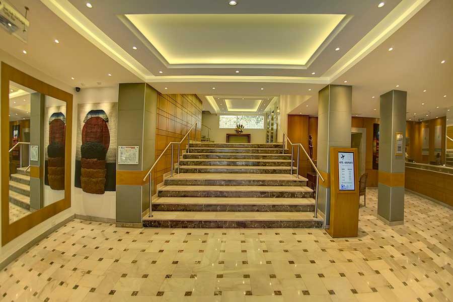 Grand Hotel Guayaquil, entrée