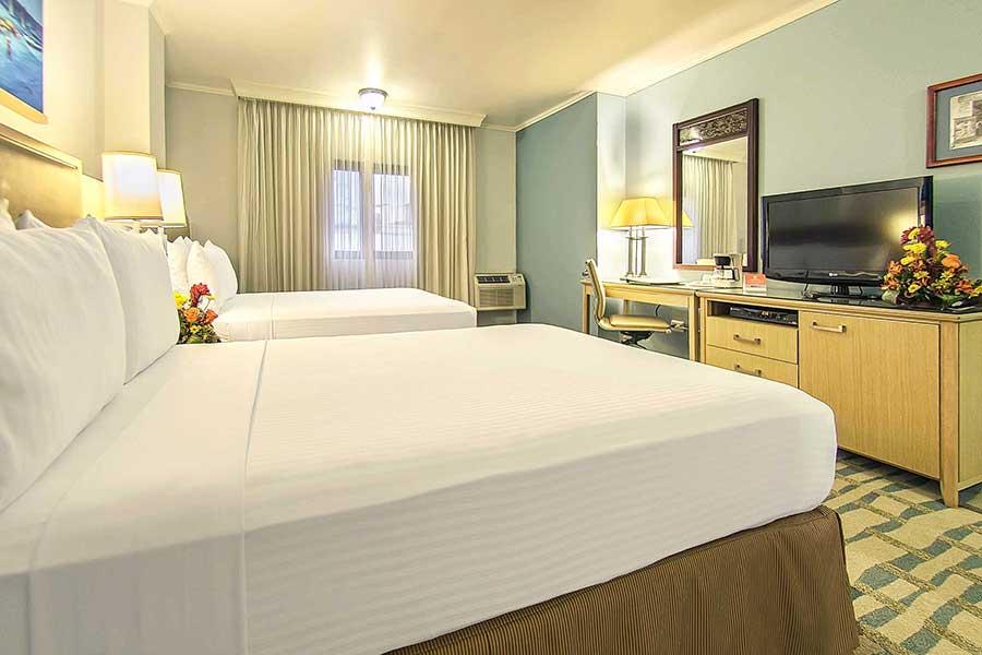 Grand Hotel Guayaquil, chambre standard