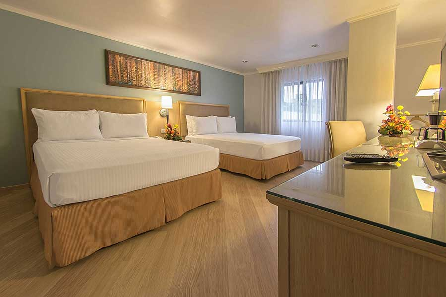 Grand Hotel Guayaquil, suite