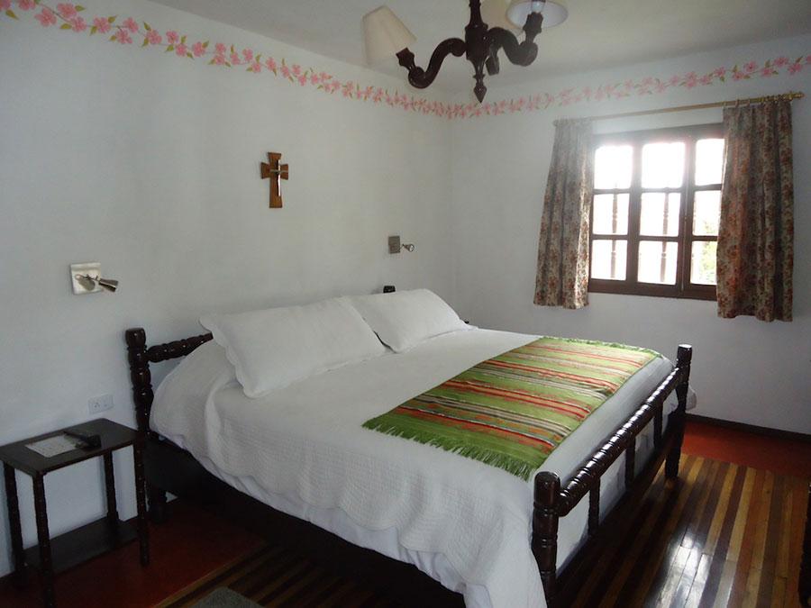 Hacienda Chorlavi, Ibarra, chambre double