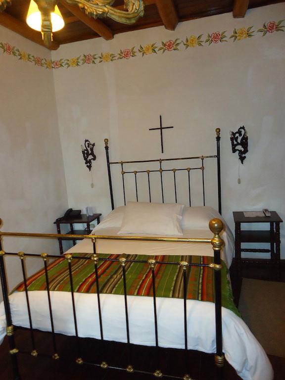 Hacienda Chorlavi, Ibarra, chambre simple