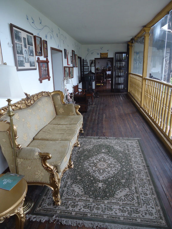 Hacienda Chorlavi, Ibarra, couloir