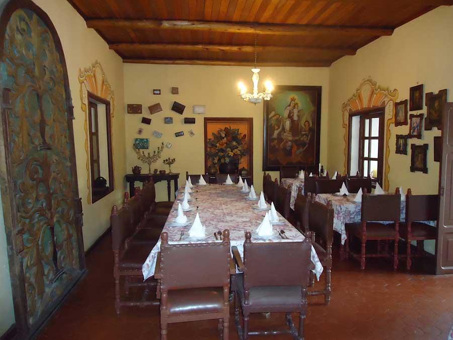 Hacienda Chorlavi, Ibarra, restaurant