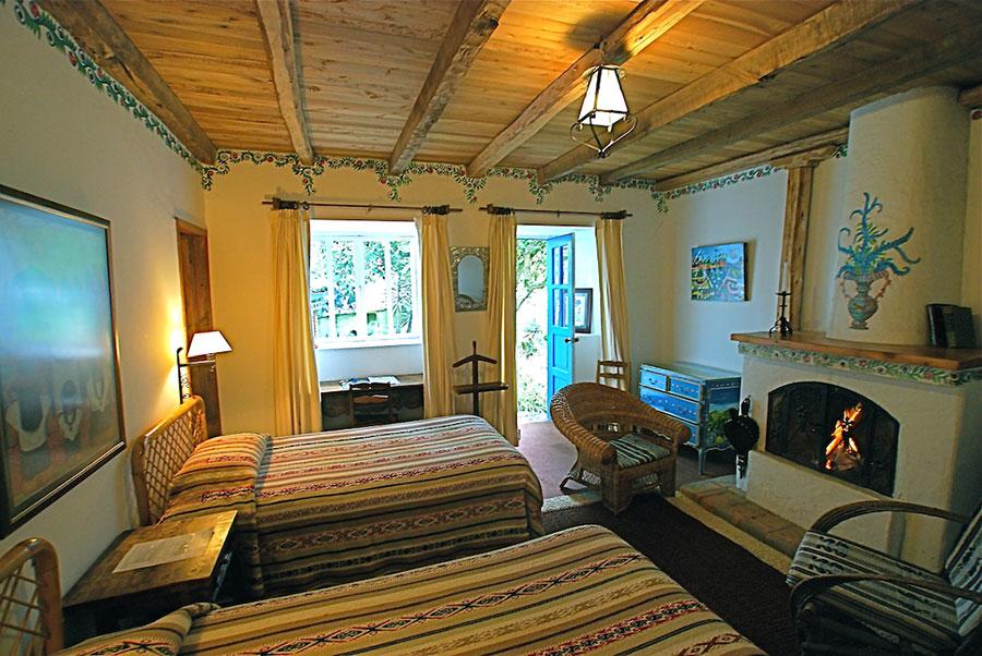 Hacienda Cusin, Otavalo, chambre standard
