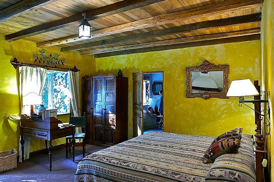 Hacienda Cusin, Otavalo, chambre