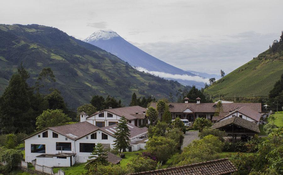 Hacienda Leito, Baños, Tungurahua