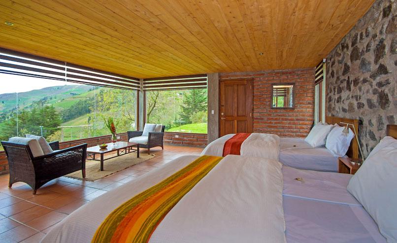 Hacienda Manteles, Baños, Jr suite