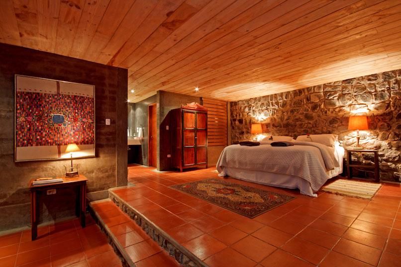 Hacienda Manteles, Baños, suite